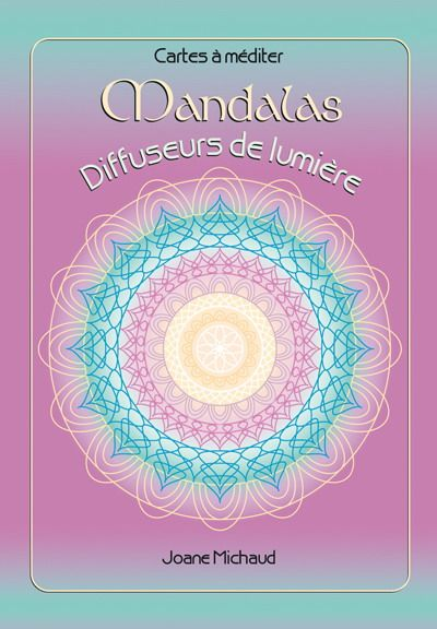 Cartes Mandalas Diffuseurs De Lumiere