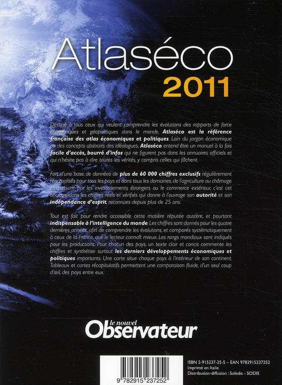 Atlaséco (édition 2011)