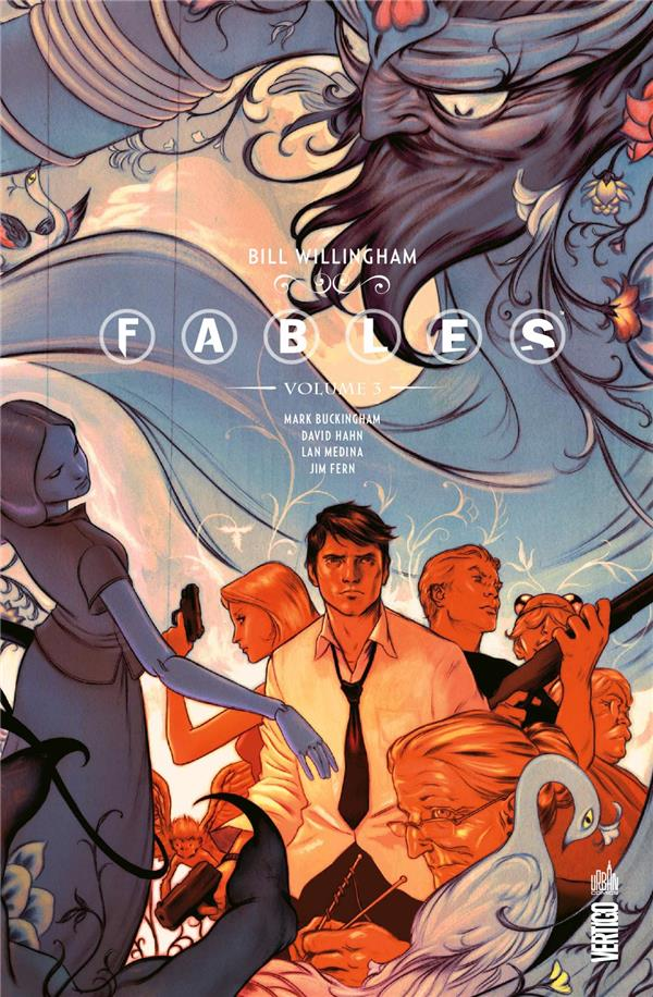 Fables ; INTEGRALE VOL.3