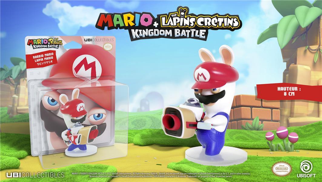 figurine MRKB - Mario (8cm)