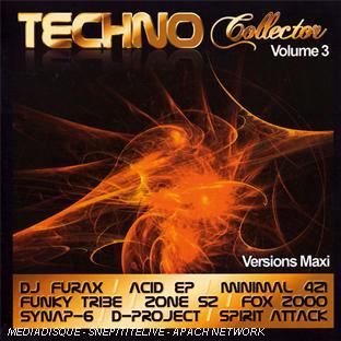 techno collector /vol.3