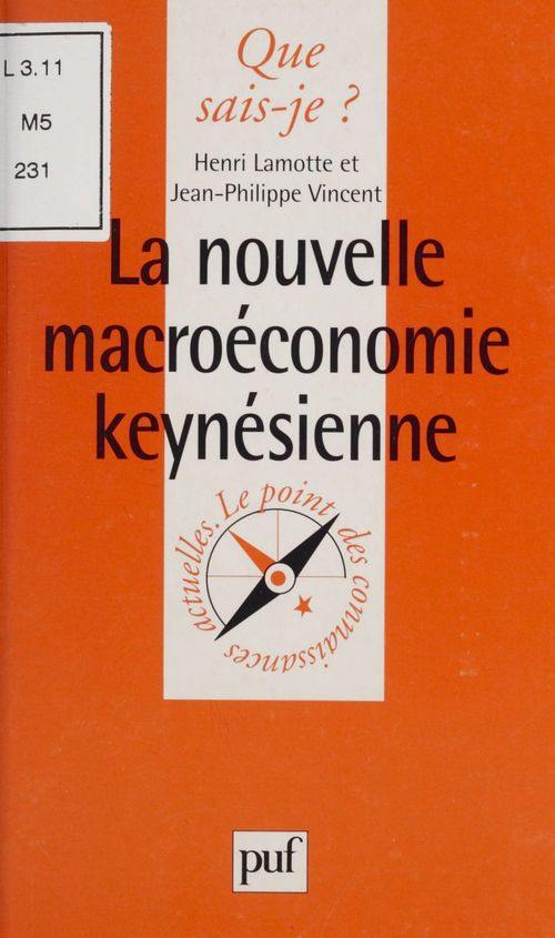 La nouvelle macroéconomie keynésienne