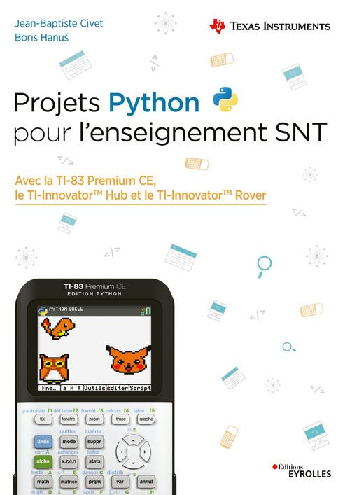 Projets Python pour l'enseignement SNT