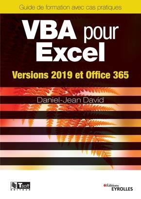 VBA pour Excel ; versions 2019 et Office 365