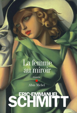 Vente Livre Numérique : La Femme au miroir  - Éric-Emmanuel Schmitt