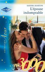 Vente EBooks : L'épouse indomptable  - Sandra Marton