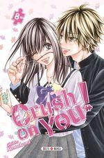 Vente Livre Numérique : Crush on You ! T08  - Chihiro Kawakami