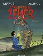 Vente Livre Numérique : La malédiction de Zener - Tome 03  - Jean-Christophe Grangé