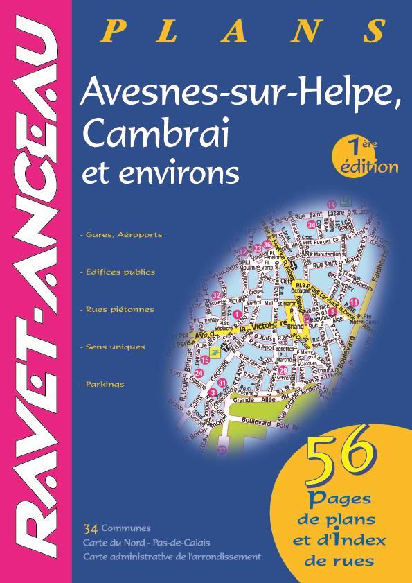 Avesnes-sur-Helpe, Cambrai et environs