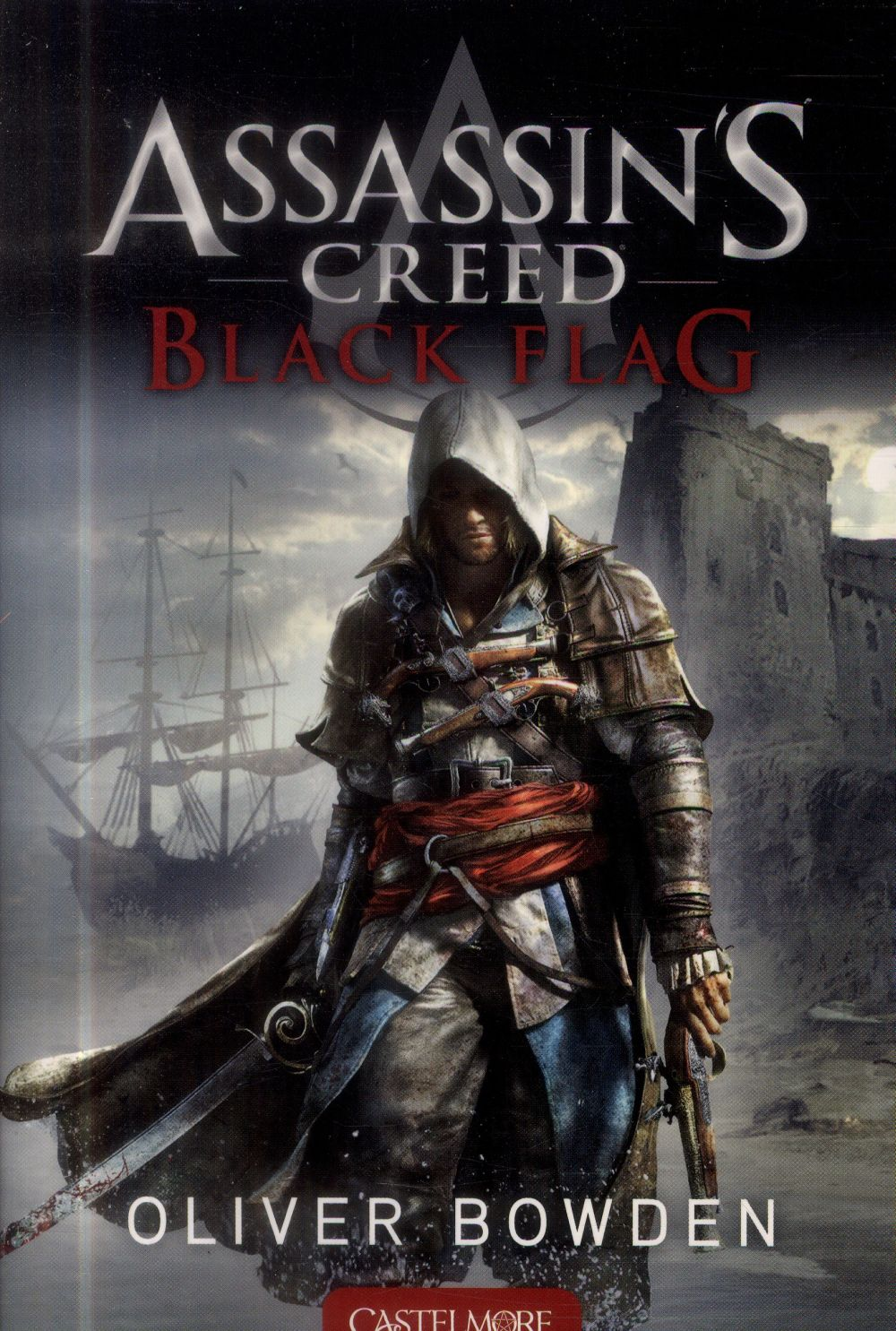 Assassin's Creed T.6 ; black flag