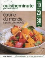 Couverture de Cuisine du monde ; petits plats épicés