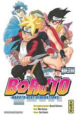 Vente EBooks : Boruto - Naruto next generations - Tome 3  - Masashi Kishimoto - Ukyo Kodachi