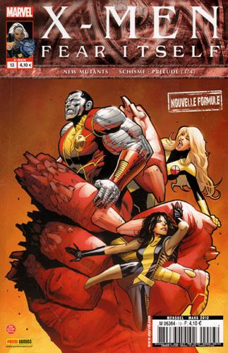 X-Men V2 13 (Fear Itself)