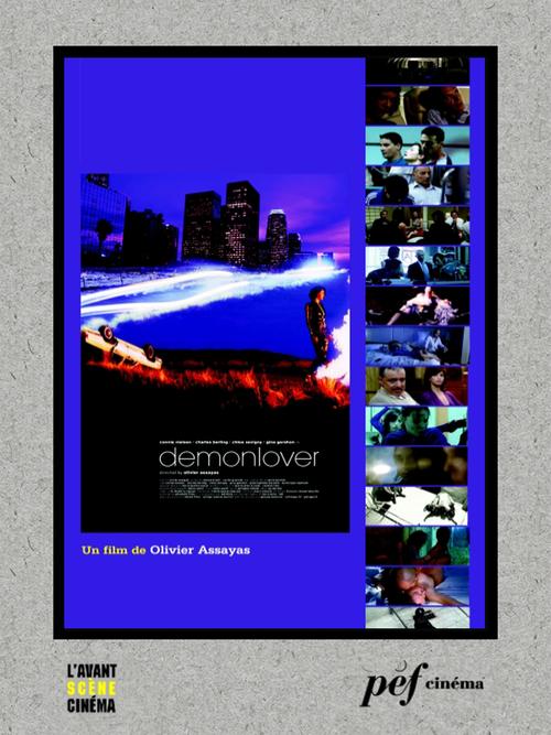 Demonlover - Scénario du film