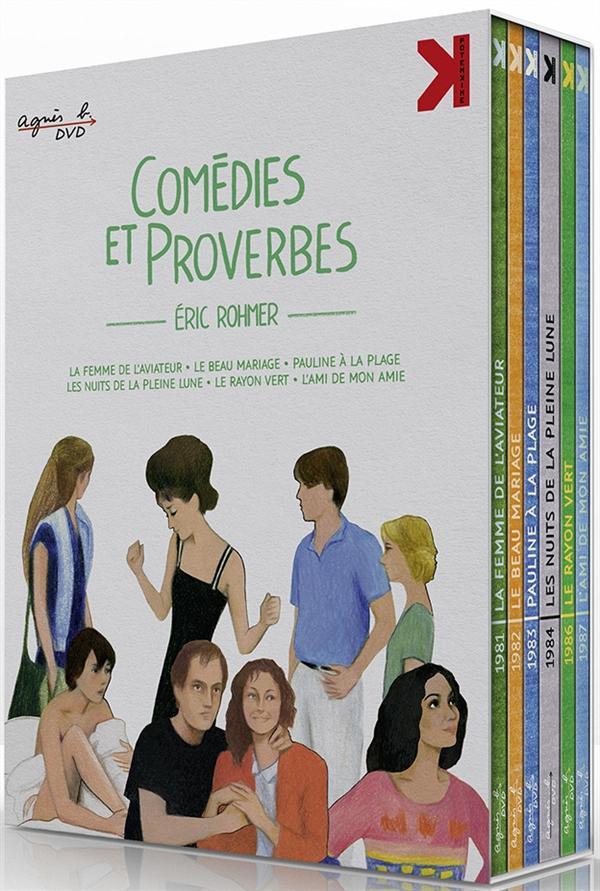 Éric Rohmer - Comédies et proverbes