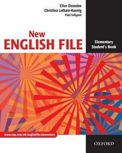New english file elementary: student's book