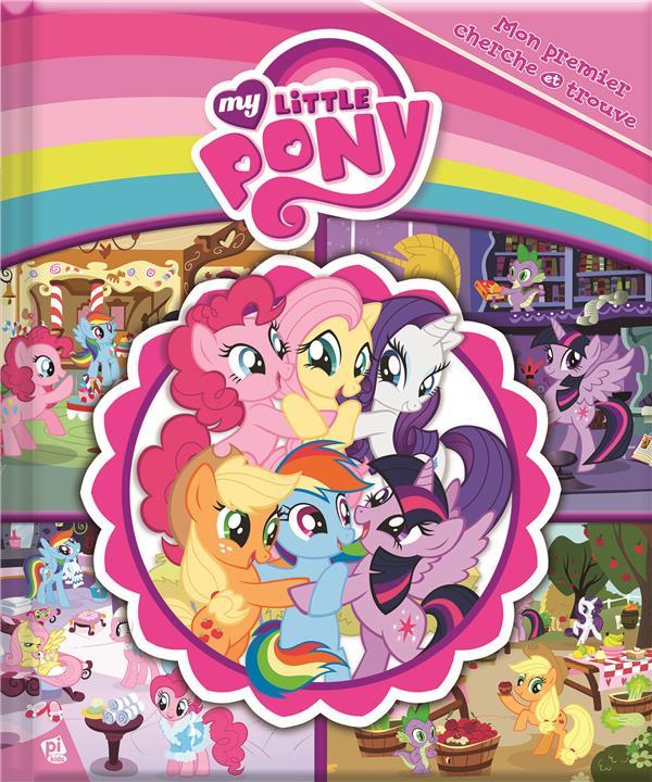 Mon premier cherche et trouve ; My Little Pony