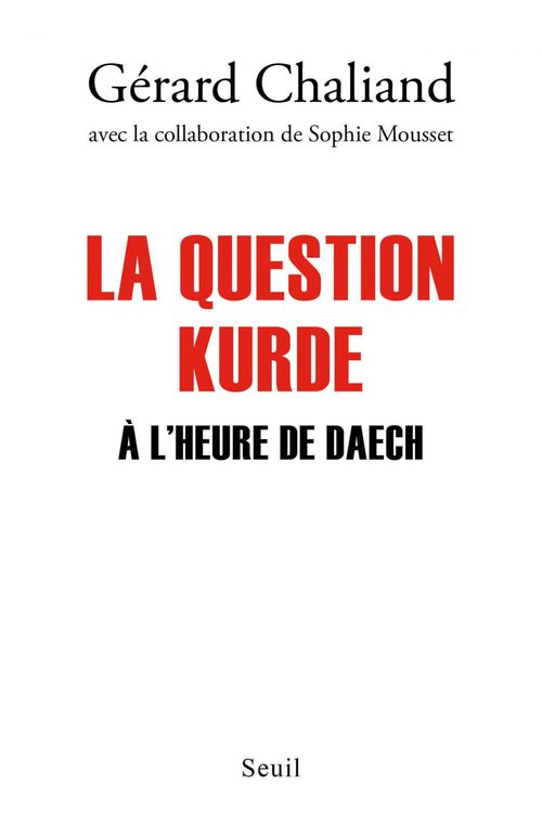 La question kurde à l'heure de Daech