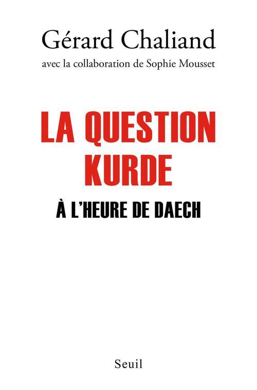 La Question kurde à l'heure de Daech