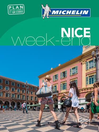 Le guide vert week-end ; Nice