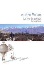 Vente Livre Numérique : Le jeu du monde. Cartes à Yanny  - André Velter