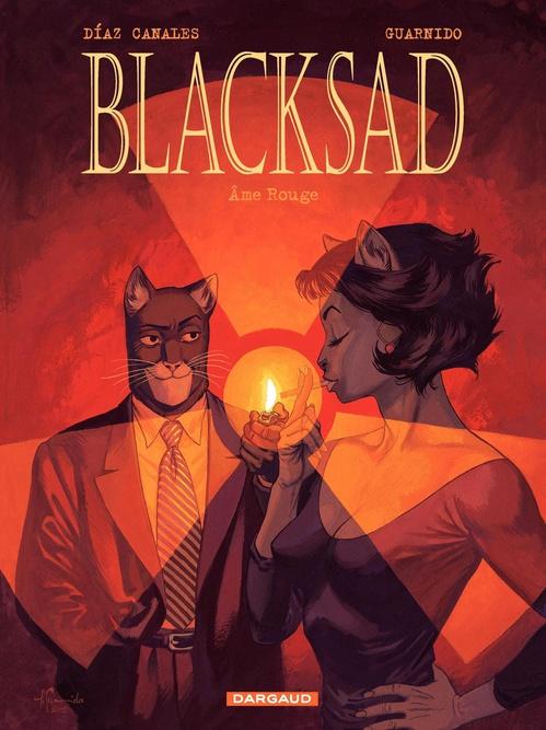 Blacksad T.3 ; âme rouge
