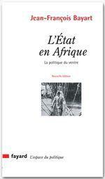 Vente EBooks : L'Etat en Afrique  - Jean-François BAYART
