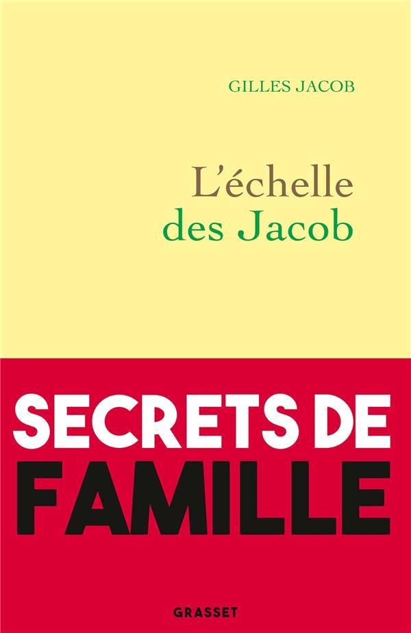 L'ECHELLE DES JACOB
