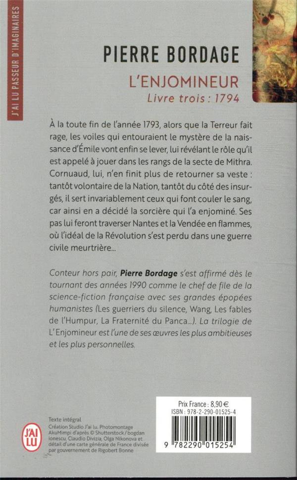 L'Enjomineur T.3 ; 1794