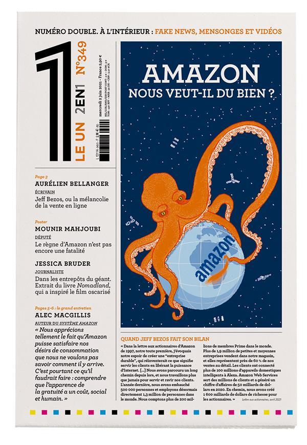LE 1 n.349 ; Amazon nous veut-il du bien ?