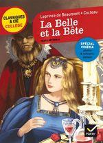 Vente Livre Numérique : La Belle et la Bête  - Bertrand Louët - Laurence de Vismes-Mokrani - Jean Cocteau - Madame Leprince de Beaumont