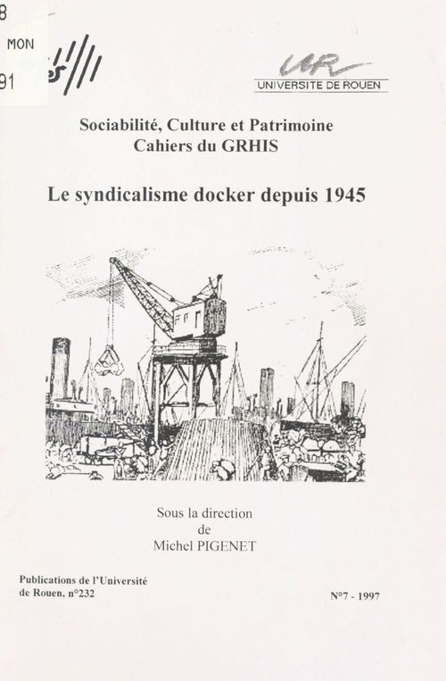 Le syndicalisme docker depuis 1945