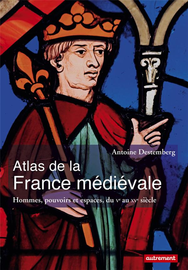 Atlas de la France médiévale