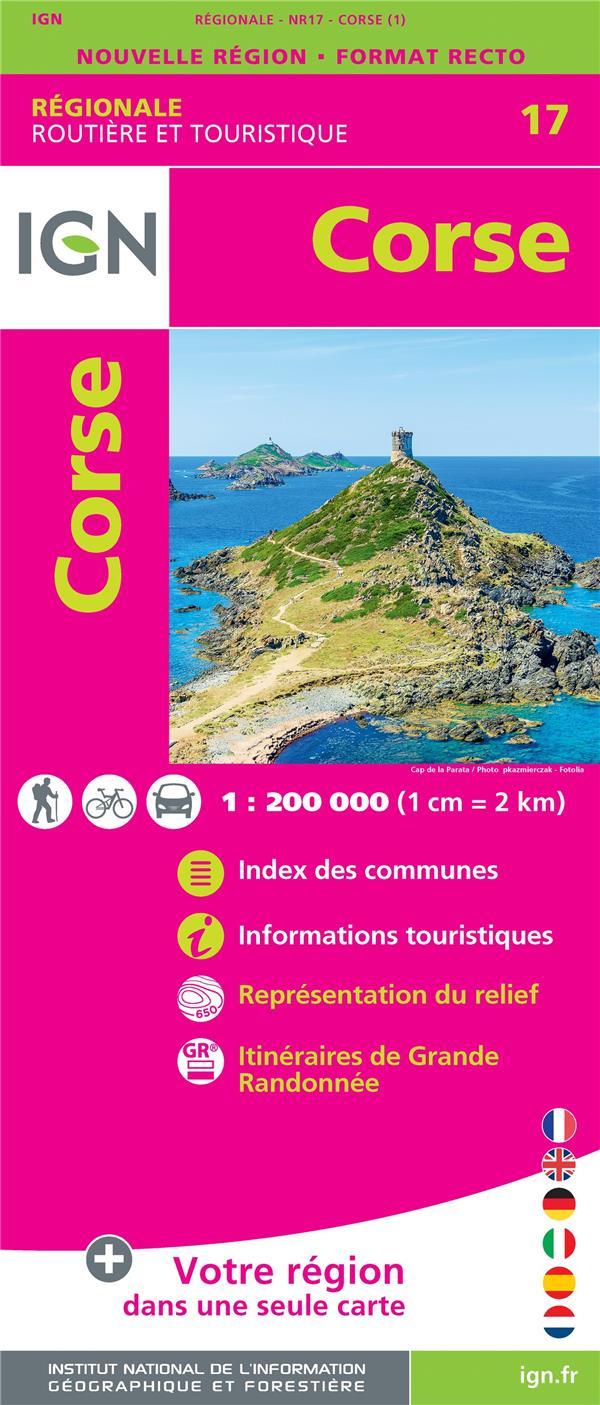 NR17 ; Corse