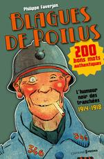 Vente Livre Numérique : Blagues de poilus  - Philippe Faverjon
