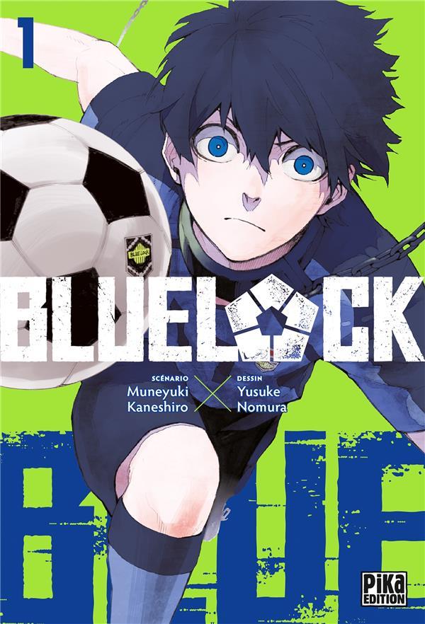 Blue lock T.1