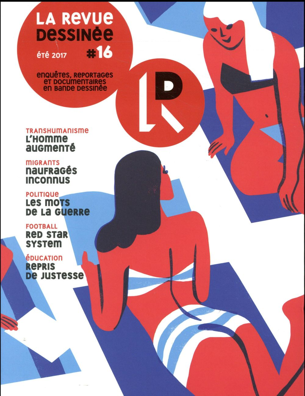 La revue dessinee n.16