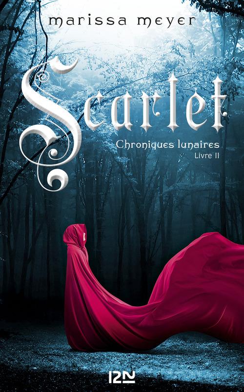 Chroniques lunaires T.2 ; Scarlet