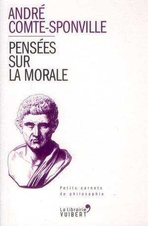Pensées sur la morale