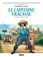 Le Capitaine Fracasse en BD