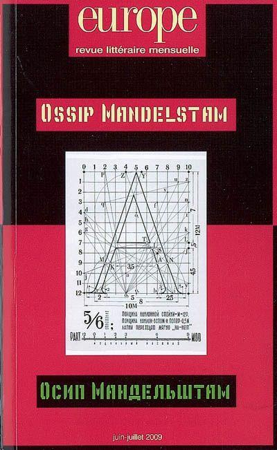Europe ossip mandelstam n962/963
