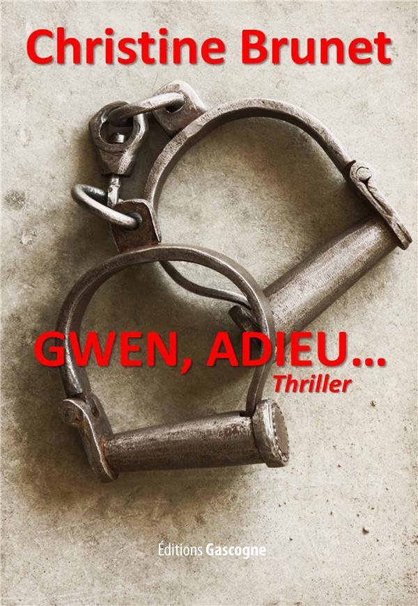 Gwen, adieu...