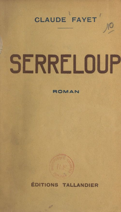 Serreloup