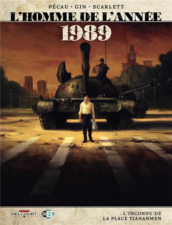 L'homme de l'année T.16 ; 1989