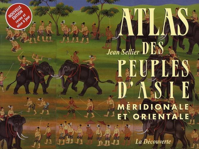 Atlas des peuples d'Asie méridionale et orientale