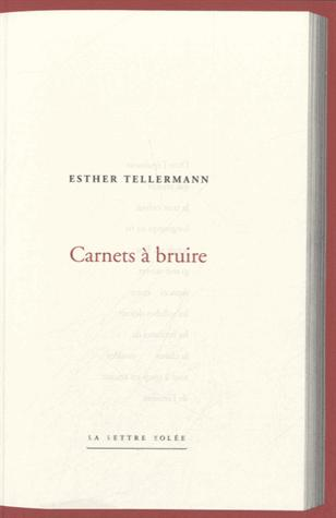 CARNETS A BRUIRE