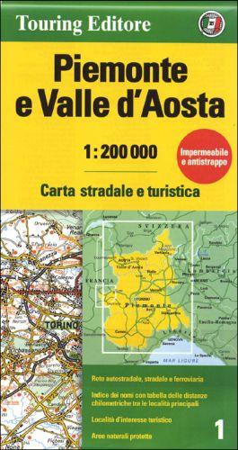 Piemonte e Val d'Aoste (piemont) 1