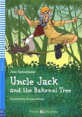 uncle jack and the bakonzi tree + audio cd