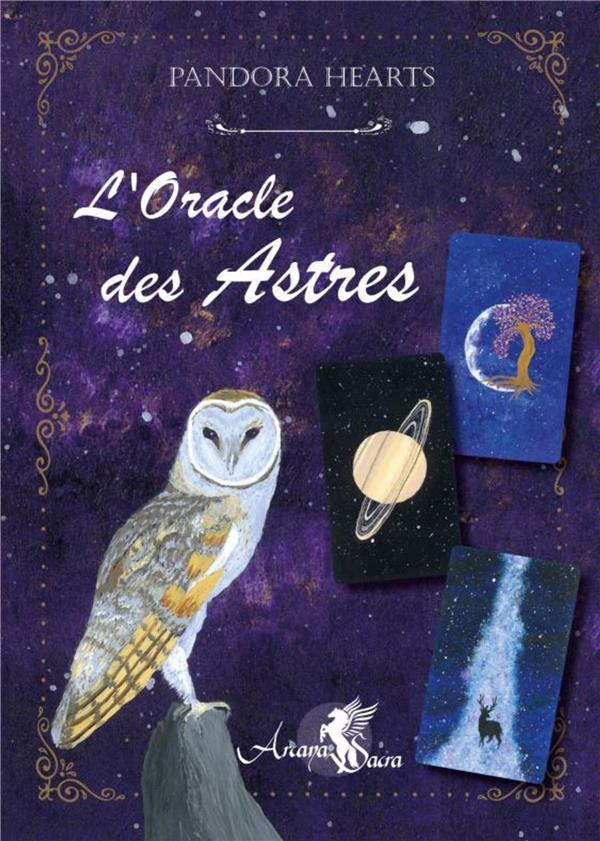 Oracle des astres ; le livre