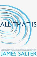 Vente Livre Numérique : All That Is  - James Salter